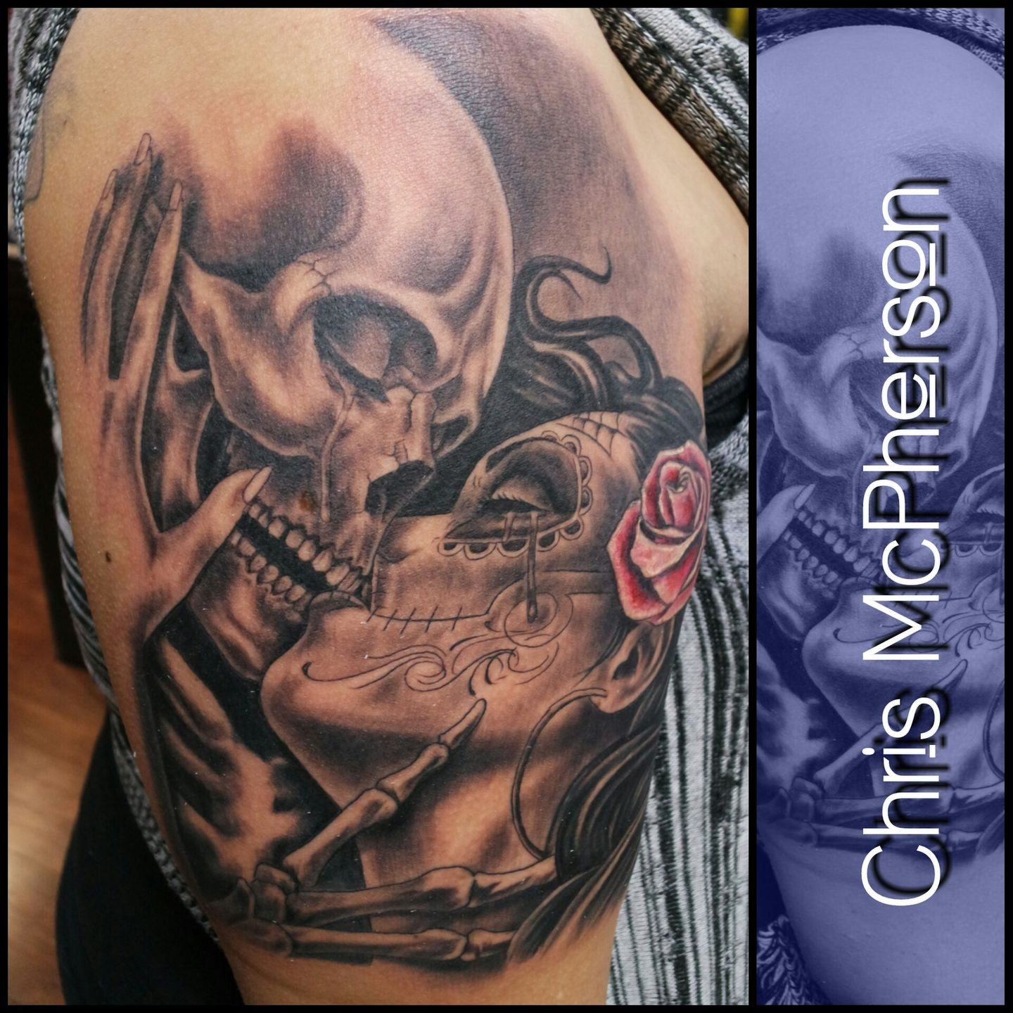 Chrismcphersontattoo Og Abel Lost Love Piece Stylus Ideas And Designs