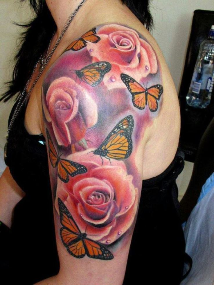 20 Sleeve Tattoos For Women Tattoofanblog Ideas And Designs