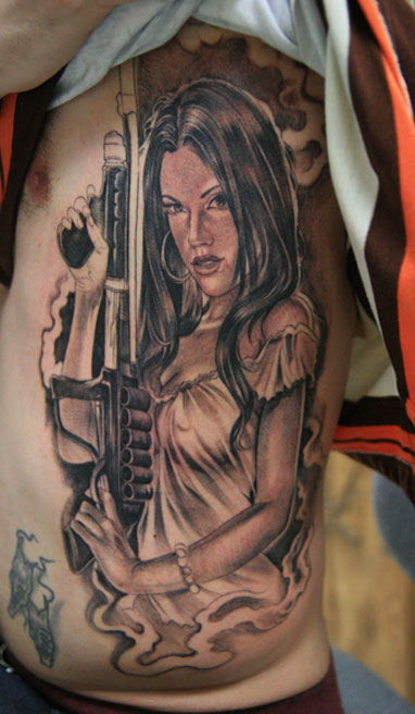 Chicano Tattoo Art Tribal Tattoos Design Ideas And Designs