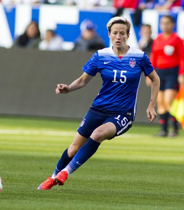 Megan Rapinoe The Definitive Player Guide The18 Ideas And Designs