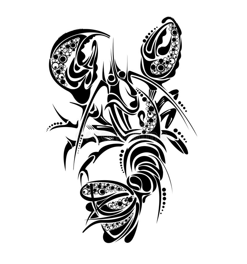 Zodiac Signs Cancer Tattoo Design Stock Vector Ideas And Designs