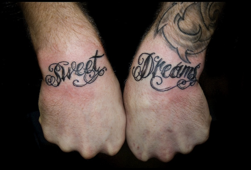 Wrist Tippingtattoo Ideas And Designs