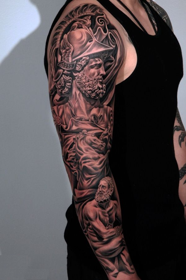 Greek Tattoos Designs Ideas And Meaning Tattoos For You Ideas And Designs