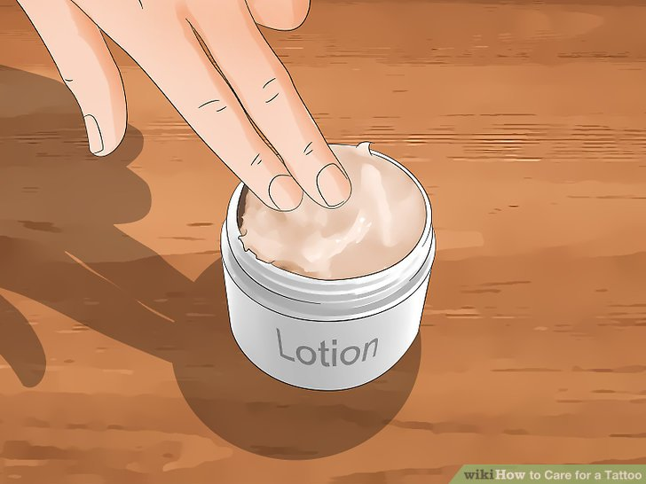 How To Care For A Tattoo With Pictures Wikihow Ideas And Designs