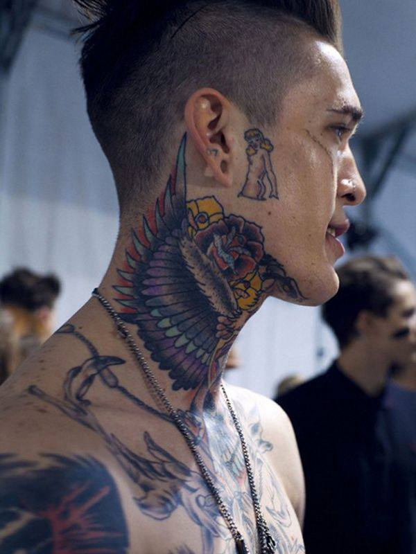 125 Top Neck Tattoo Designs This Year Wild Tattoo Art Ideas And Designs