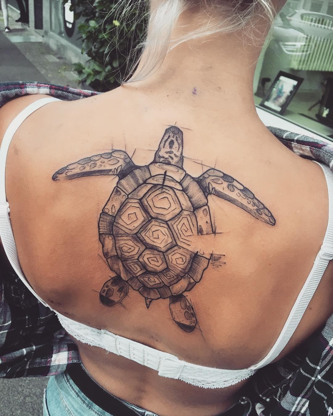 125 Unique Turtle Tattoos With Meanings And Symbolisms Ideas And Designs