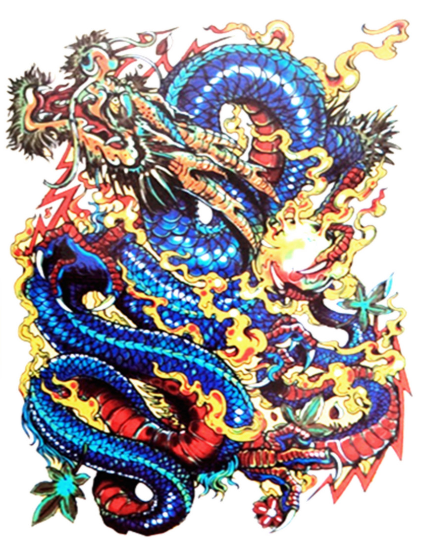Compare Prices On Big Dragon Tattoos Online Shopping Buy Ideas And Designs