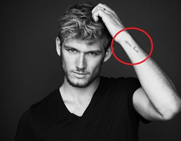 Alex Pettyfer's 14 Tattoos Their Meanings – Body Art Guru Ideas And Designs