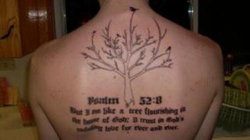 Bible Verse Tattoos Bodysstyle Ideas And Designs