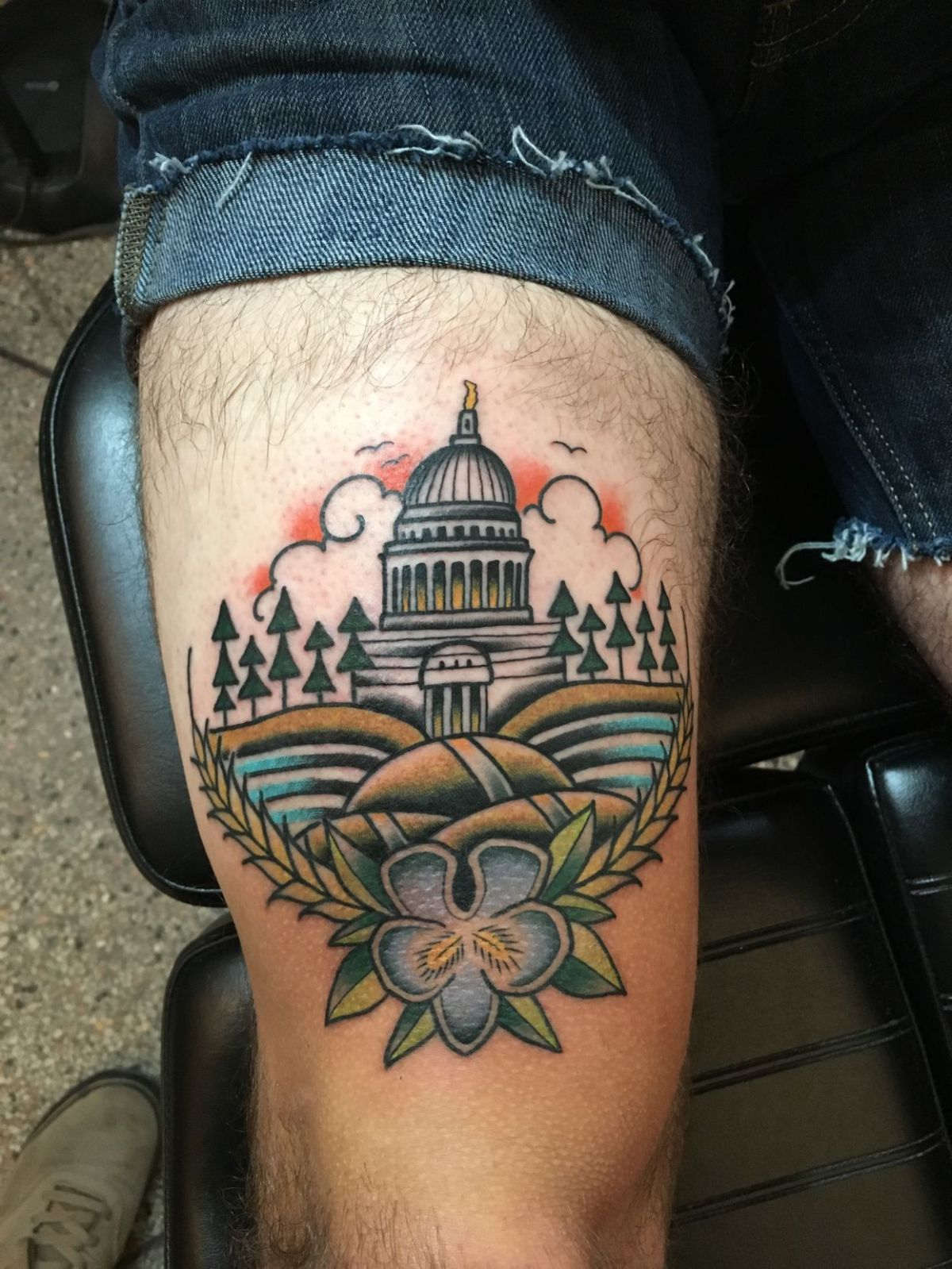 Tattoo Part 2 Even More Wisconsin Tattoos Submitted By Ideas And Designs