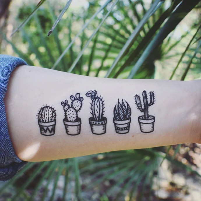 Nature Inspired Temporary Tattoos Original Art By Austin Ideas And Designs