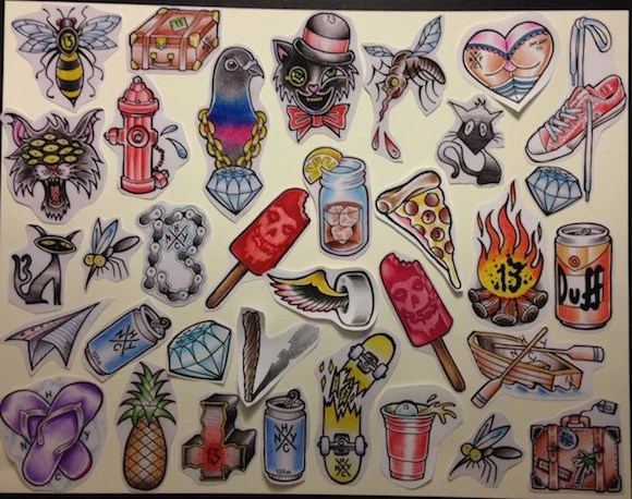 18 13 Dollar Tattoos On Friday The 13Th 13 Tattoos Ideas And Designs