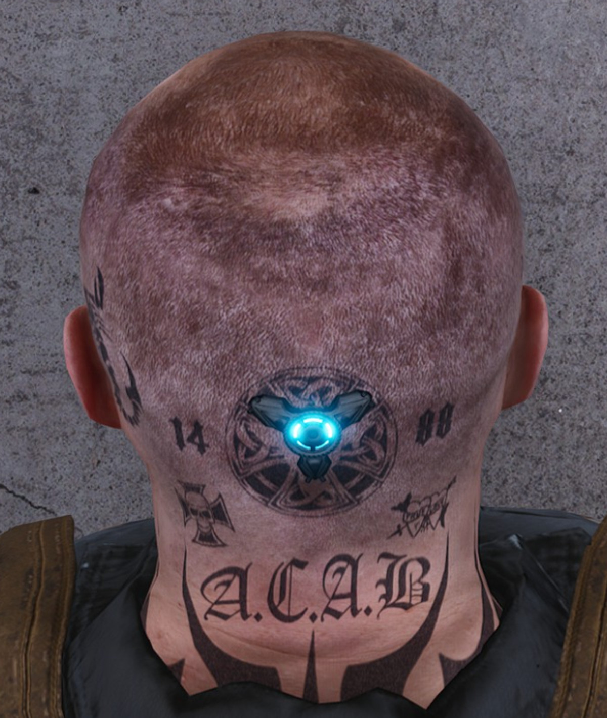 Scum's N*Z* Tattoos Have Been Removed From The Game Polygon Ideas And Designs