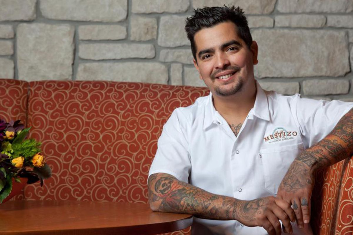 Cooking Channel Gives Chef Aarón Sanchez A Show About Ideas And Designs