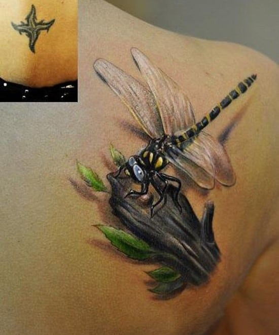 160 Popular Dragonfly Tattoos And Meanings April 2018 Ideas And Designs