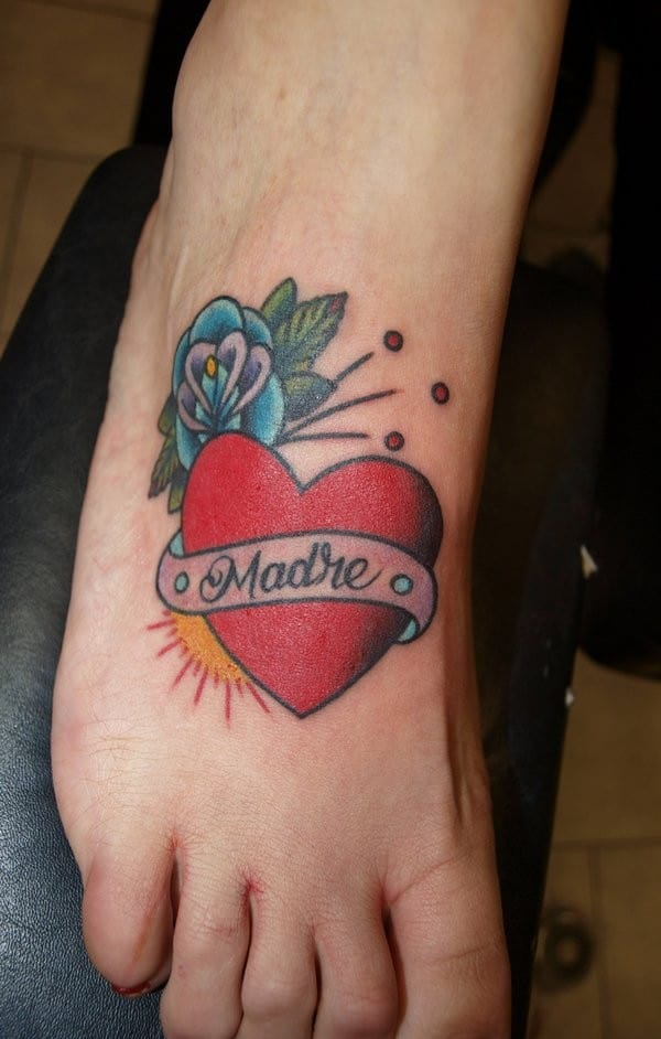 100 Lovely Heart Tattoos And Meanings April 2018 Part 2 Ideas And Designs