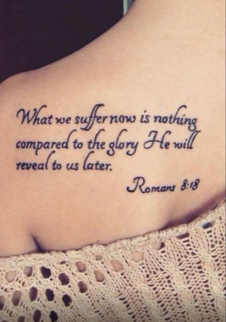 Best 25 Bible Quote Tattoos Ideas On Pinterest Bible Ideas And Designs