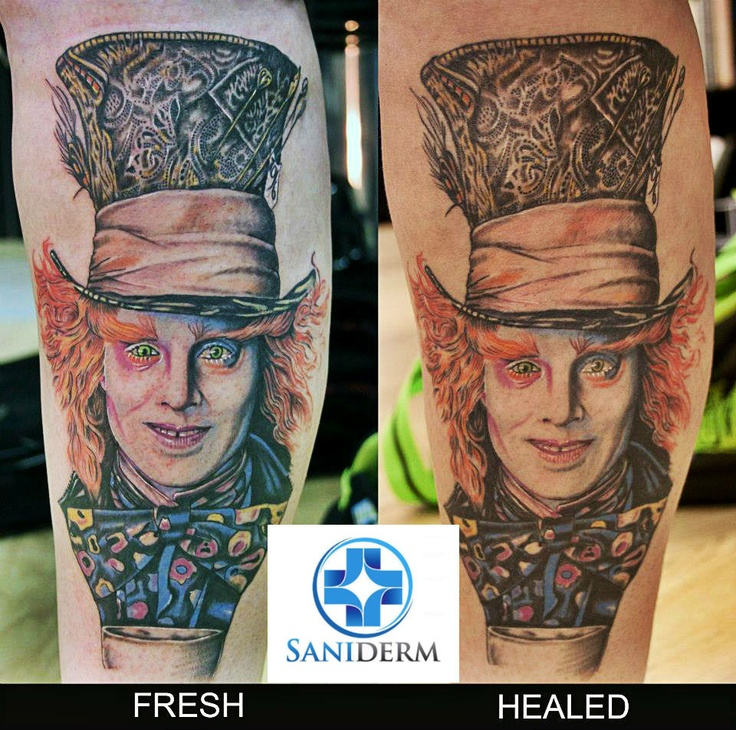Tattoo Aftercare Tattoo Healing With Tattoo Bandages Ideas And Designs