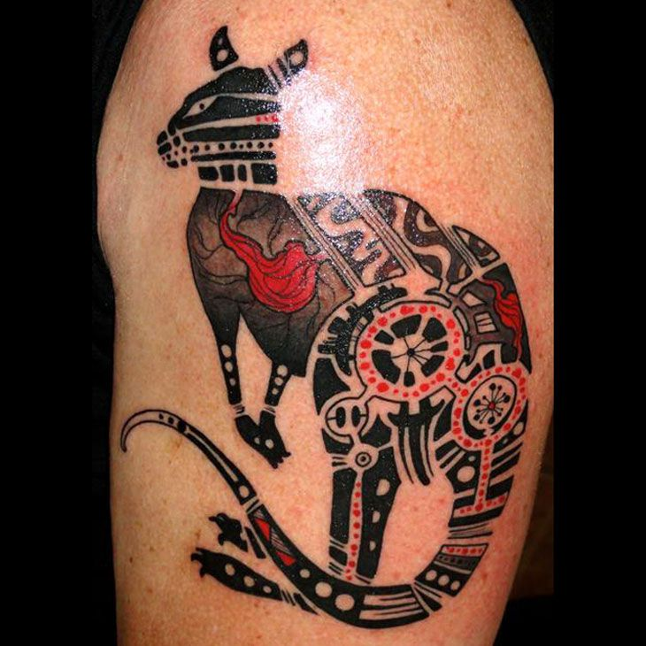 22 Best Aboriginal Tattoos Images On Pinterest Ideas And Designs