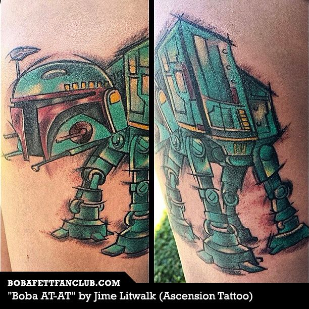 17 Best Boba Fett Tattoos Images On Pinterest Boba Fett Ideas And Designs