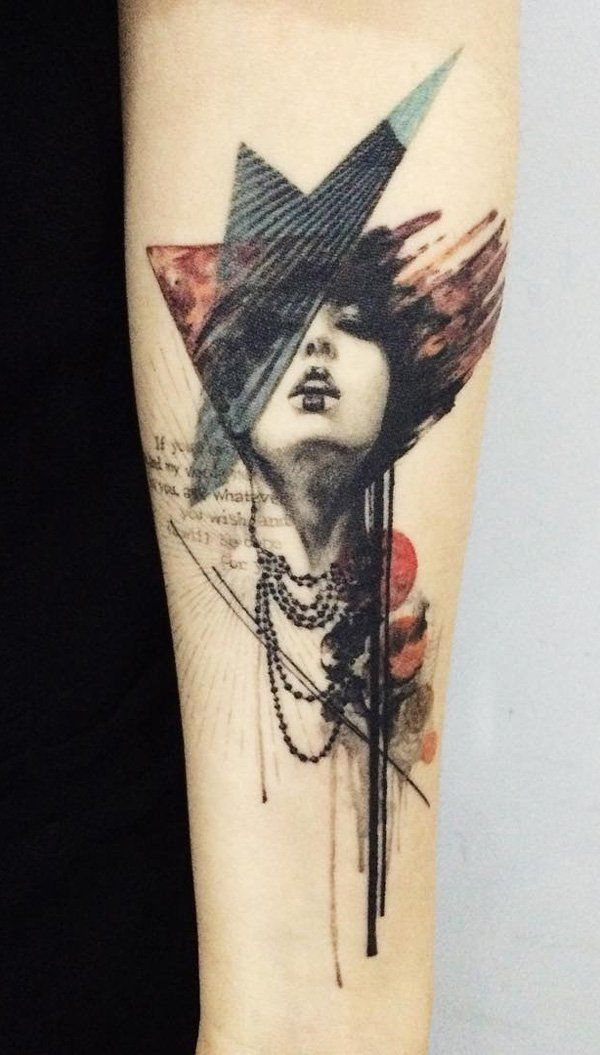 40 Incredible Artistic Tattoo Designs Sleeve Tattoos Ideas And Designs