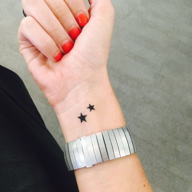 Best 25 Small Star Tattoos Ideas On Pinterest Star Ideas And Designs