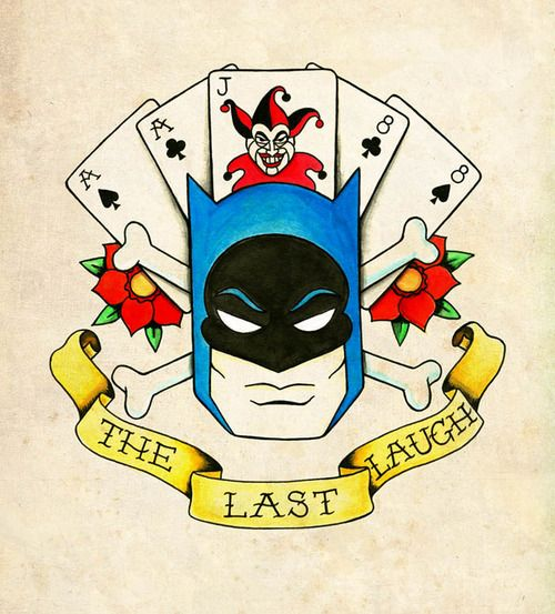 The Last Laugh By Jenai Chin Aces Over Eights Dead Man S Ideas And Designs