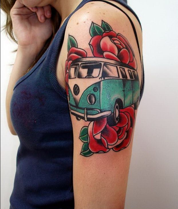 76 Best Das Vw Tattoos Images On Pinterest Vw Tattoo Ideas And Designs