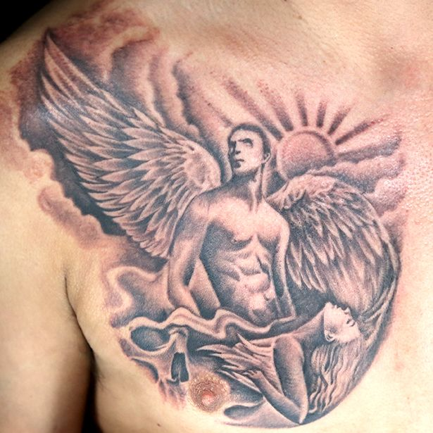9 Best Seven Deadly Sins Tattoos Images On Pinterest Ideas And Designs