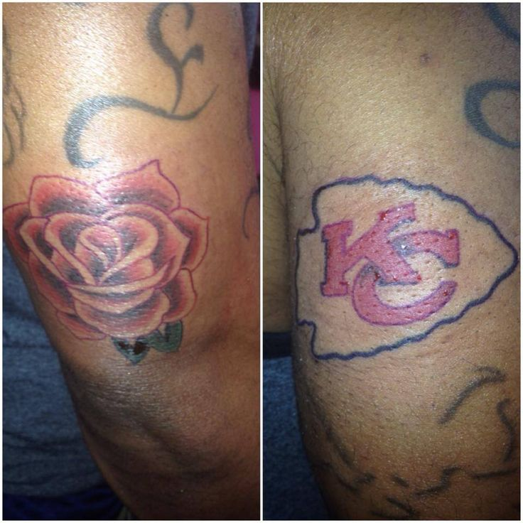27 Best Kansas City Chiefs Tattoos Images On Pinterest Ideas And Designs