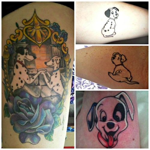 8 Best Dalmatian Tattoos Images On Pinterest 101 Ideas And Designs