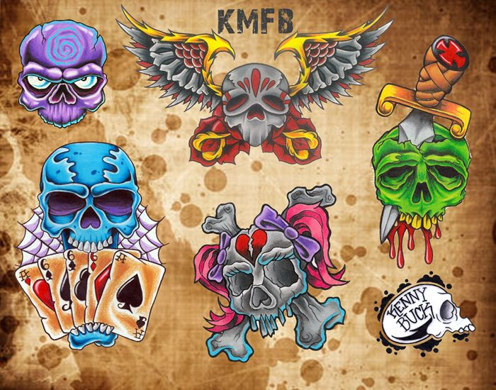 35 Best New School Tattoo Flash Art Images On Pinterest Ideas And Designs