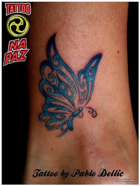 Best 25 Tribal Butterfly Tattoo Ideas On Pinterest Ideas And Designs