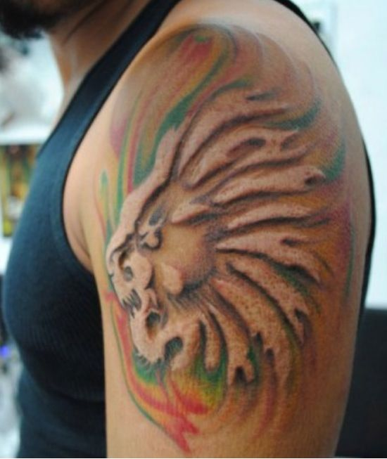 28 Raised Tattoos Why Is My Bumpy Raised During Or Ideas And Designs