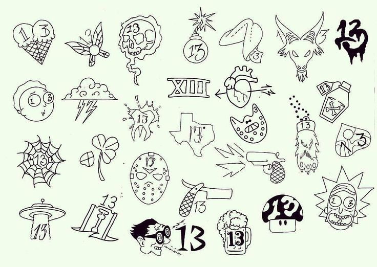 Hey Everyone Stop By Tattoometro On Friday The 13Th For Ideas And Designs