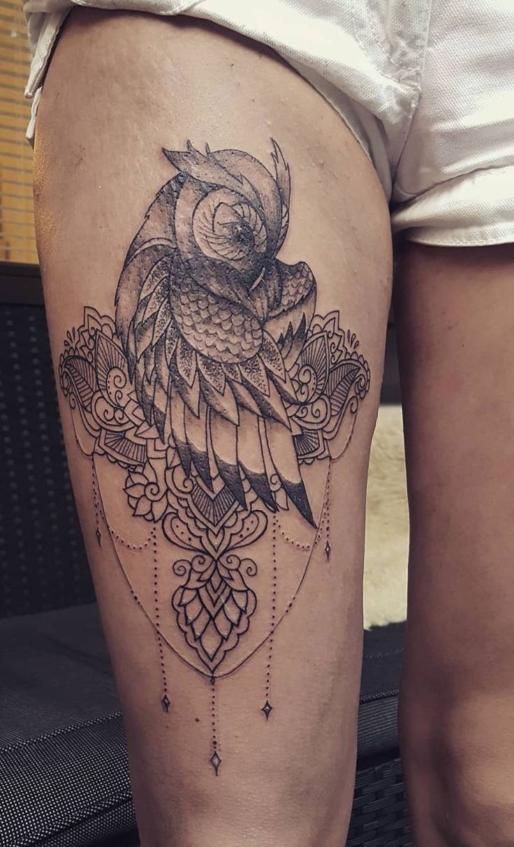 50 Of The Most Beautiful Owl Tattoo Designs And Their Ideas And Designs