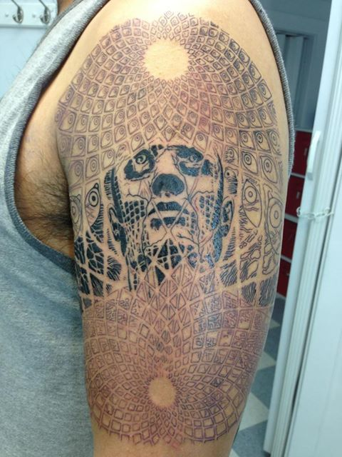 25 Best The Seer Alex Grey Tattoo Images On Pinterest Ideas And Designs