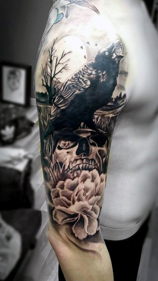 Top 50 Best Arm Tattoos For Men Bicep Designs And Ideas Ideas And Designs
