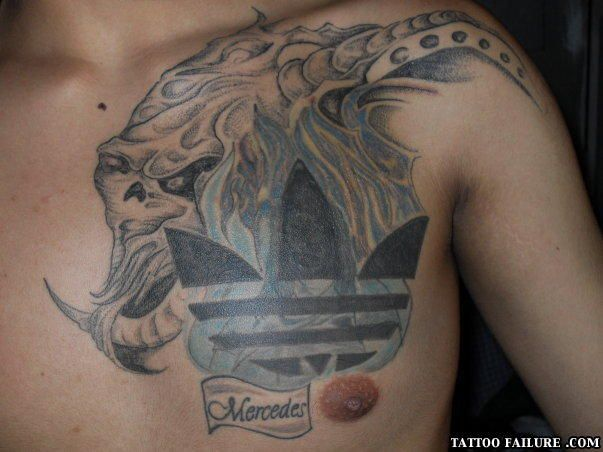 52 Best Adidas Tattoo Designs Images On Pinterest Time Ideas And Designs