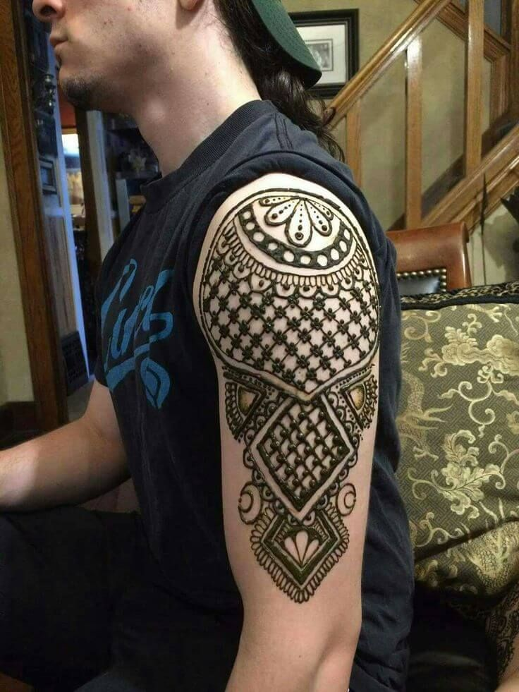 52 Best Henna Tattoos For Men Images On Pinterest Henna Ideas And Designs