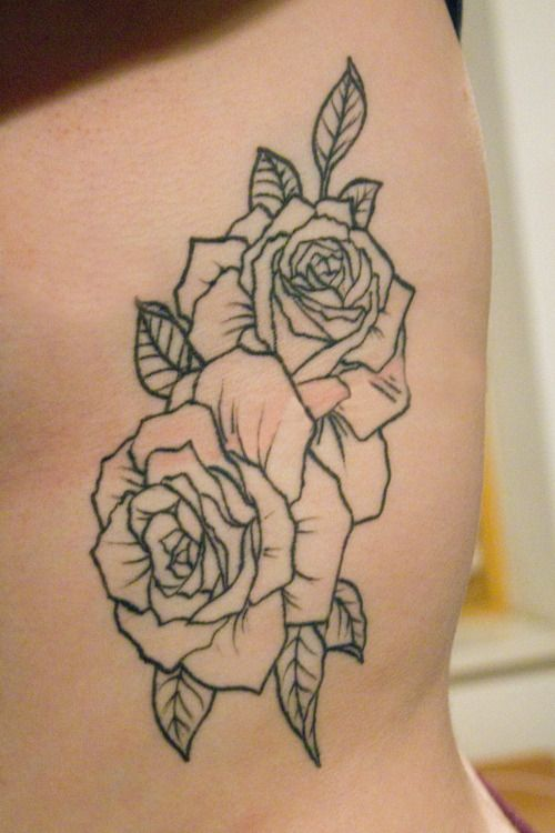 Best 25 Two Roses Tattoo Ideas On Pinterest Beauty And Ideas And Designs
