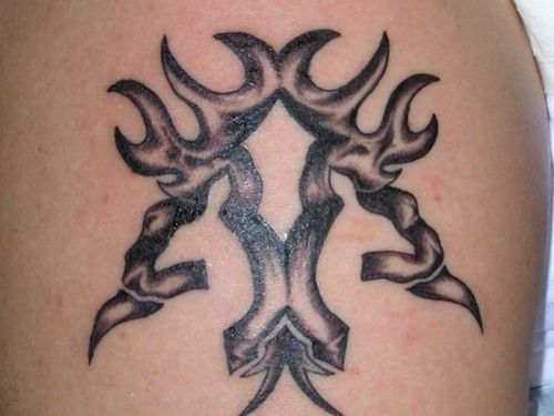 38 Best Tattoo Images On Pinterest Browning Symbol Ideas And Designs