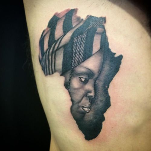 Best 25 Africa Tattoos Ideas On Pinterest African Ideas And Designs