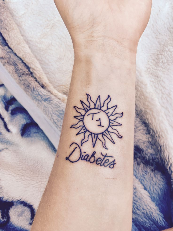 Best 25 Diabetes Tattoo Ideas On Pinterest Medical Ideas And Designs