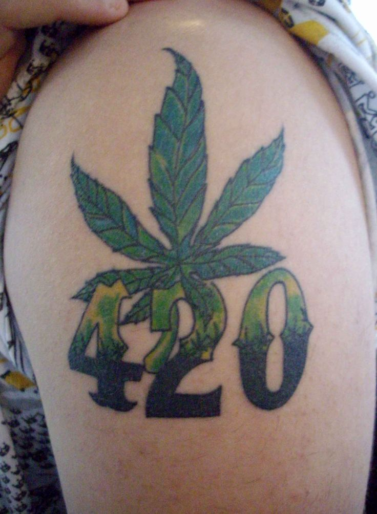420 Tattoos 301 Moved Permanently W**D Related Tattoos Ideas And Designs