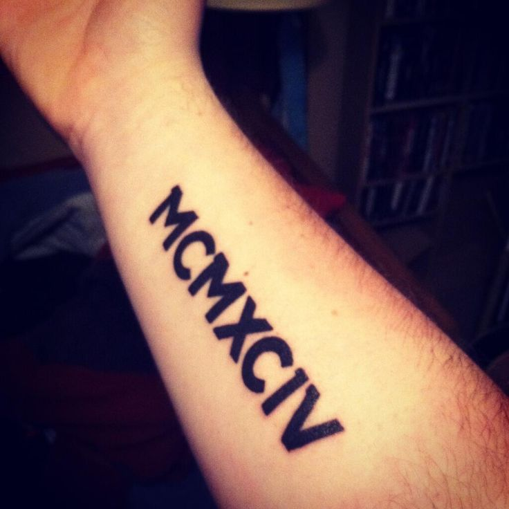Best 25 1994 In Roman Numerals Ideas On Pinterest 5 In Ideas And Designs