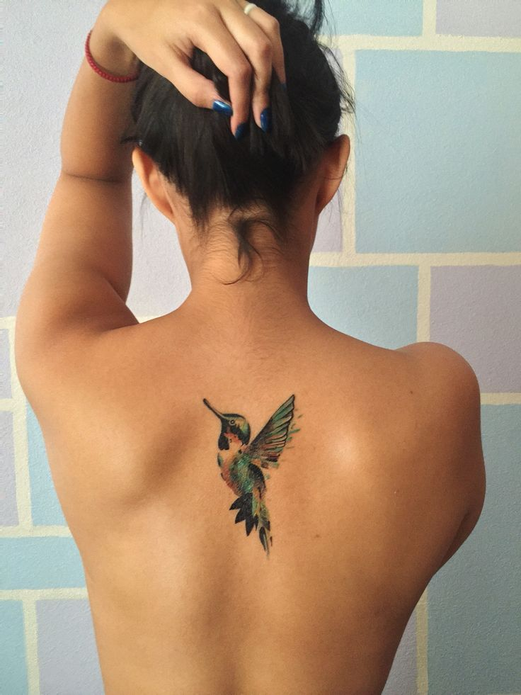 Best 25 Hummingbird Tattoo Ideas On Pinterest Colorful Ideas And Designs