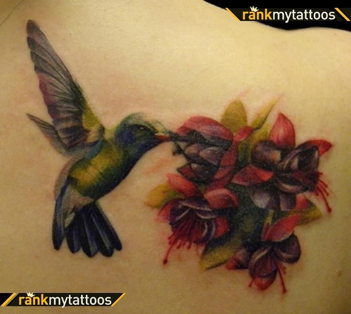 23 Best 3D Hummingbird Tattoos Realistic Images On Ideas And Designs