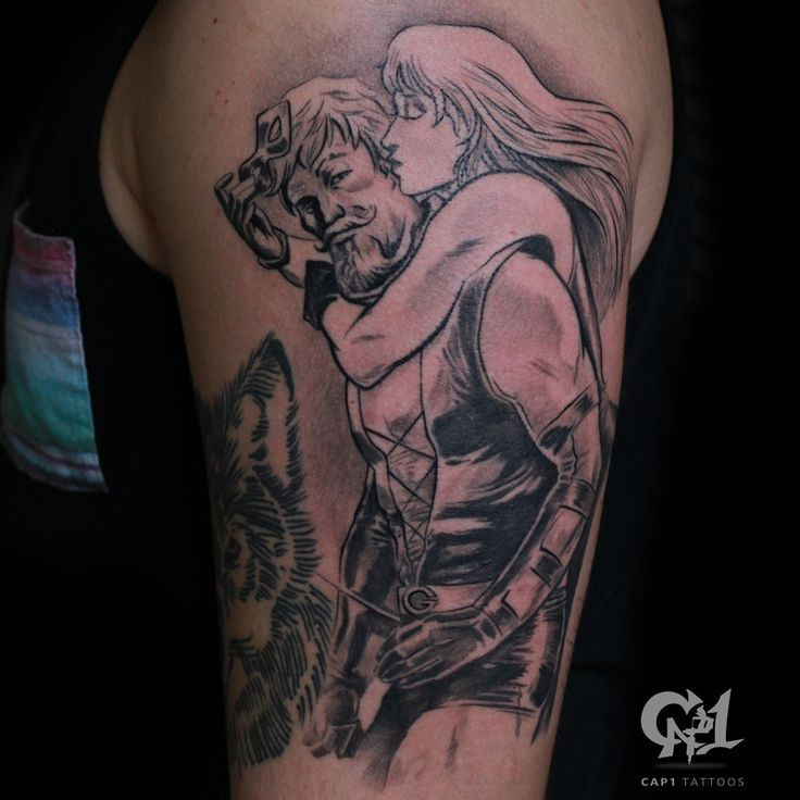 56 Best Capone S Black And Gray Tattoos Images On Ideas And Designs