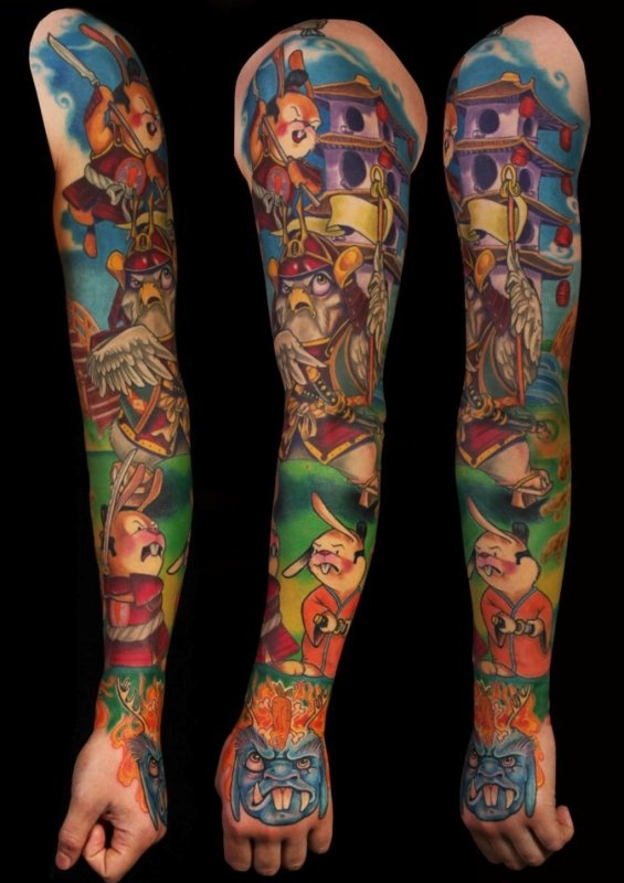 106 Best Pop Art Tattoos Images On Pinterest Cool Ideas And Designs